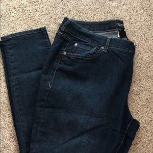 torrid Jeans - Torrid skinny jeans cropped